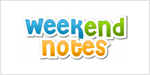 logo weekendnotes