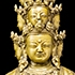 Avalokiteshvara. Tibet, 15th Century. Copper Alloy.