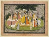 Forge Lynch Krishna, Guler, 1780